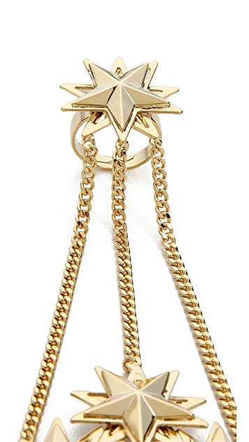 AUDEN Star Hand Chain