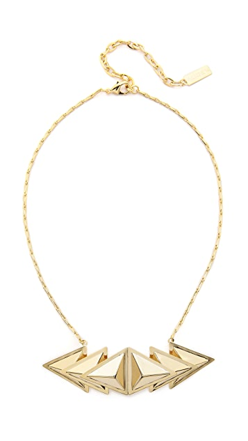 AUDEN Arden Bar Necklace