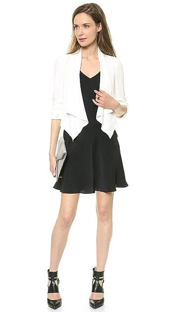 Amanda Uprichard Bias Slip Dress