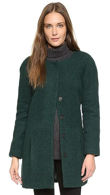 Amanda Uprichard Mae Coat