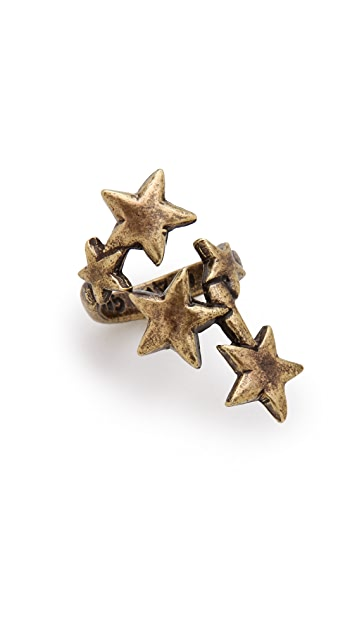 Avant Garde Paris Star Ring