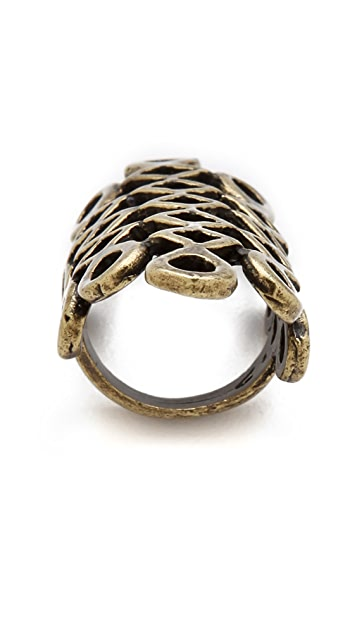 Avant Garde Paris Damier Ring