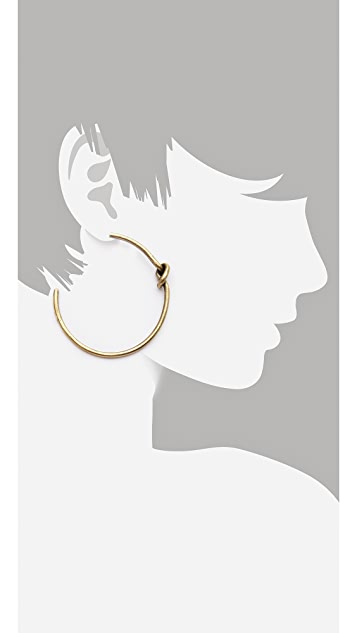 Avant Garde Paris Neuf Earrings