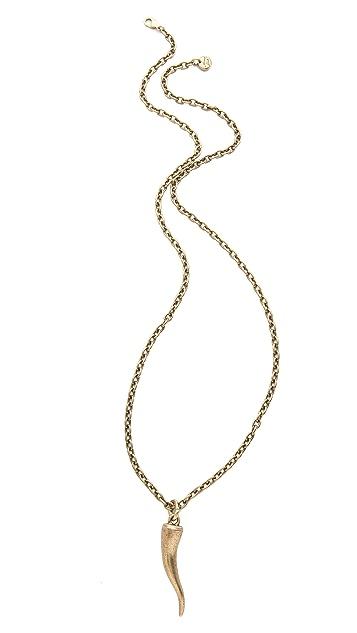 Avant Garde Paris Corne Necklace
