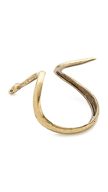 Avant Garde Paris Serpent Arm Cuff