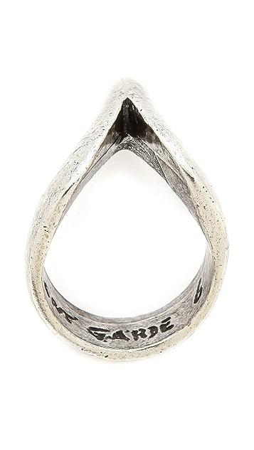 Avant Garde Paris Eagle Ring