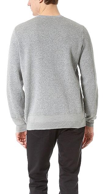 Alexander Wang Combo Pocket Sweatshirt