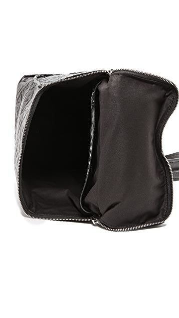 Alexander Wang Embossed Inside Out Backpack