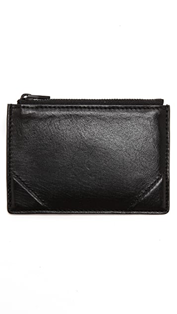 Alexander Wang Wallie Leather Change Purse