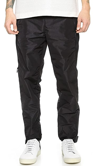 Alexander Wang Side Zip Track Pants