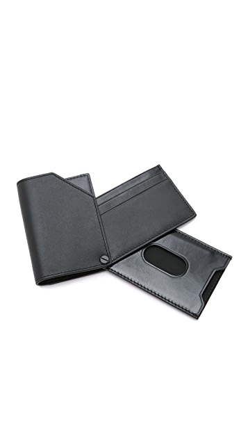 Alexander Wang Hinged Wallet