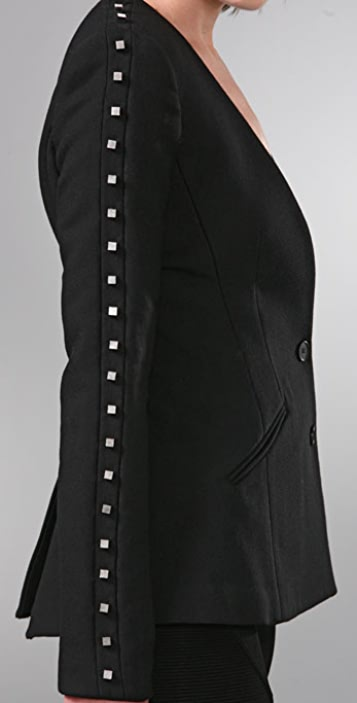 Alexander Wang Tailored Jacket wtih Rivets