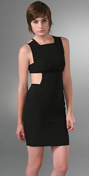 Alexander Wang Cutout Dress