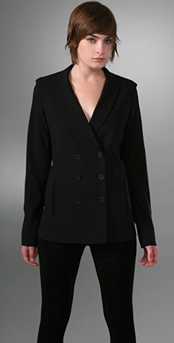 Alexander Wang Double Breasted Jacket