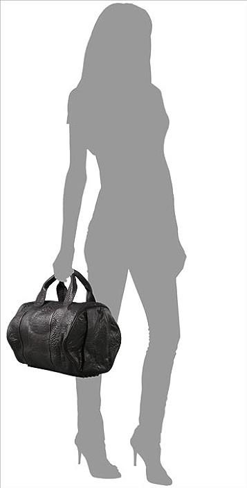 Alexander Wang Rocco Mini Duffel Bag