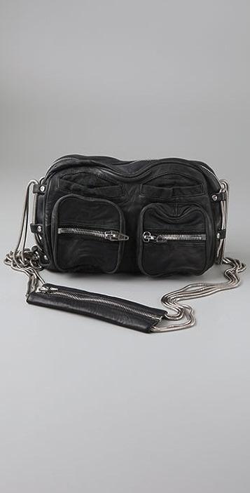 Alexander Wang Brenda Zip Chain Bag