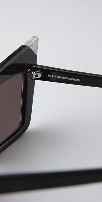 8c834fa14e ... Alexander Wang Cat Sunglasses ...