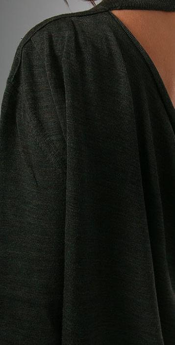 Alexander Wang Crew Neck Dress
