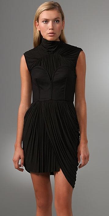 Alexander Wang Draped Dress