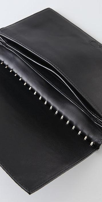 Alexander Wang Amber Notebook Clutch