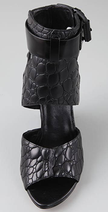 Alexander Wang Natalia Wedge Sandals