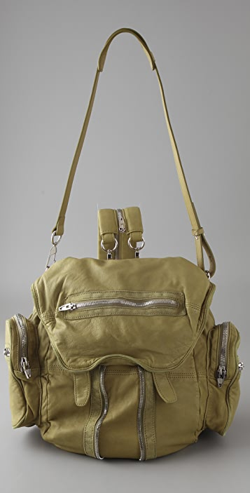 Alexander Wang Marti Convertible Backpack