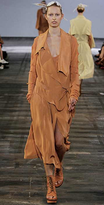 Alexander Wang Halter Trench Coat