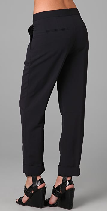 Alexander Wang Wool Suiting Trousers