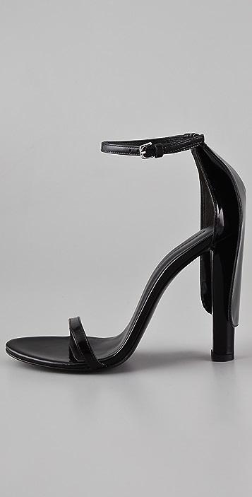 Alexander Wang Fabiana High Heel Sandals