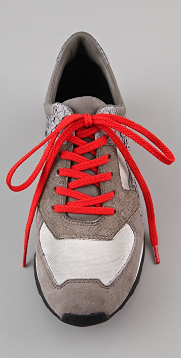 Alexander Wang Dillon Lace Up Sneakers