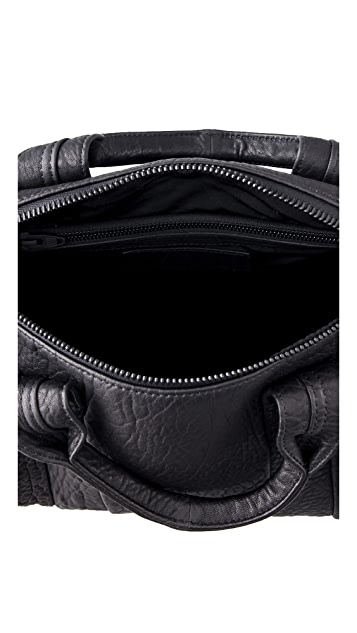 Alexander Wang Rocco Duffel with Black Hardware