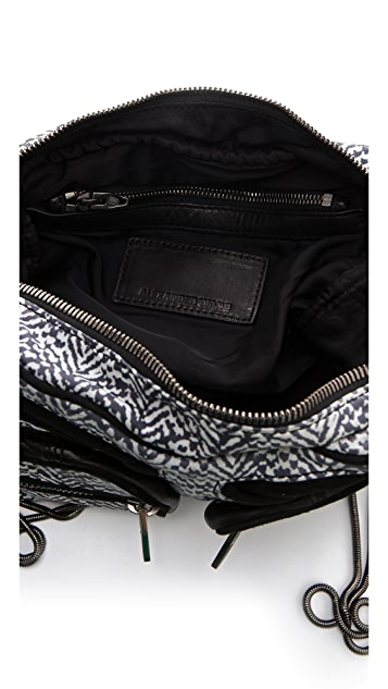 Alexander Wang Brenda Printed Chain Bag