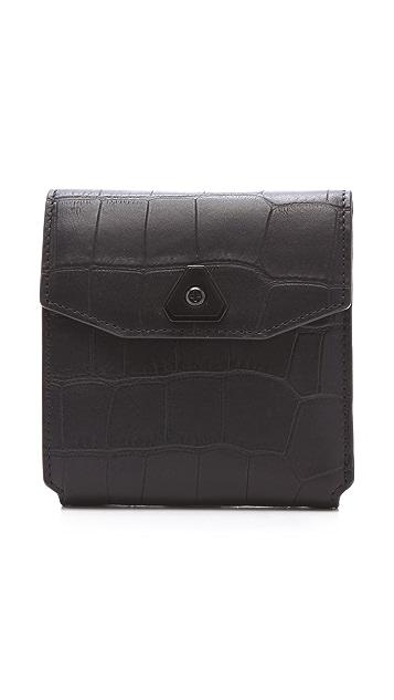 Alexander Wang Trigone Compact Wallet