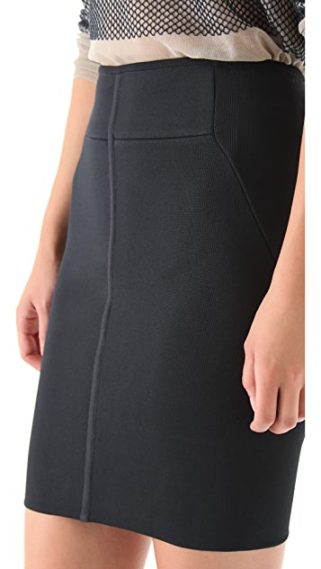Alexander Wang Stretch Pencil Skirt