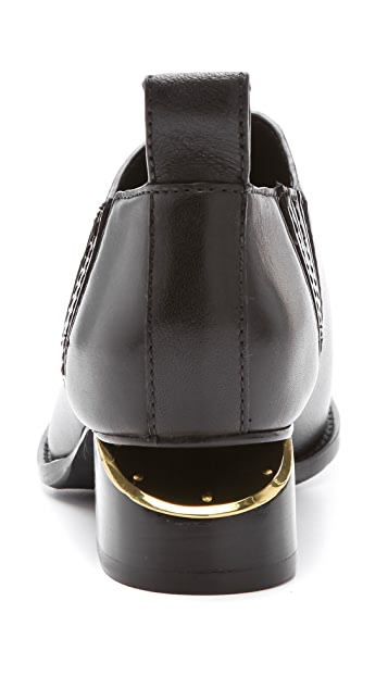 Alexander Wang Kori Oxfords with Brass Hardware