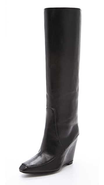 Alexander Wang Cato High Wedge Boot