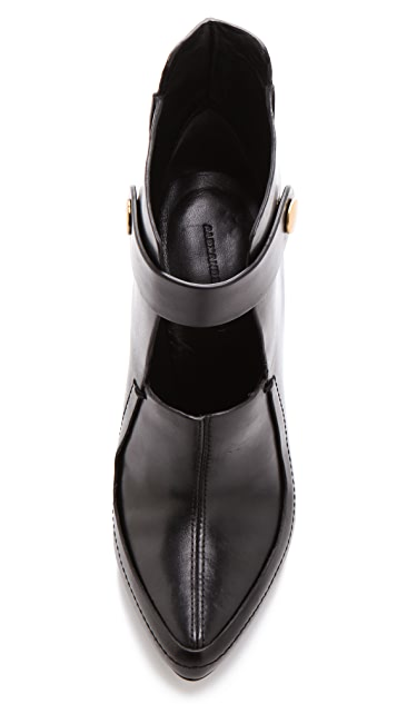 Alexander Wang Kamila Mary Jane Booties