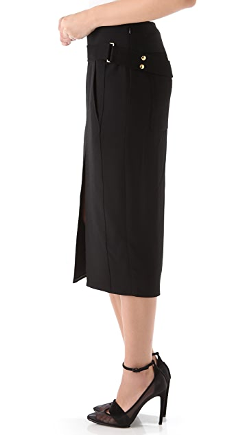 Alexander Wang Tapered Skirt