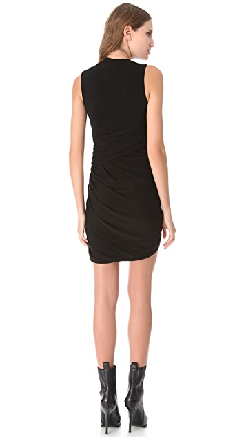 Alexander Wang Sleeveless Gathered Dress