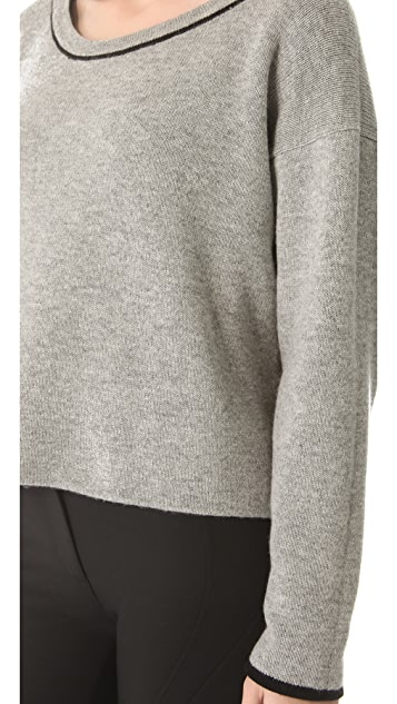 Alexander Wang Reversible Pullover