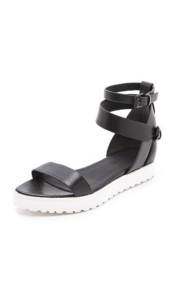 Alexander Wang Jade Flat Sandals