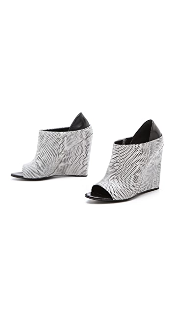 Alexander Wang Alla Wedge Booties