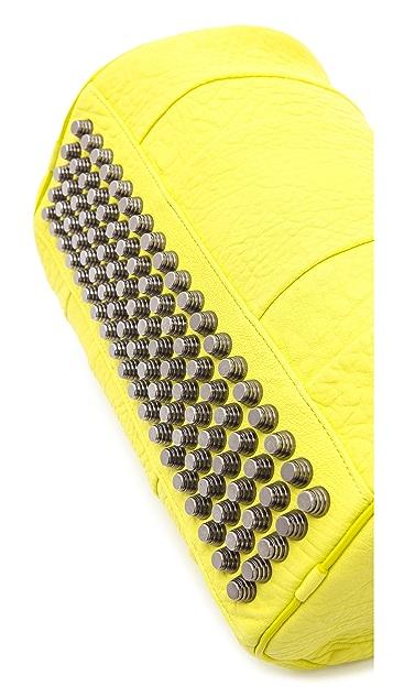 Alexander Wang Rocco Neon Duffel Bag