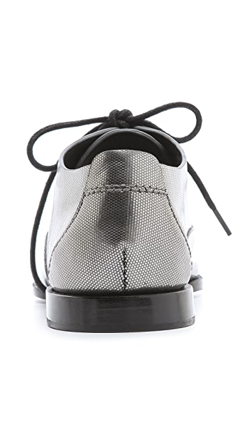 Alexander Wang Ingrid Lace Up Oxfords