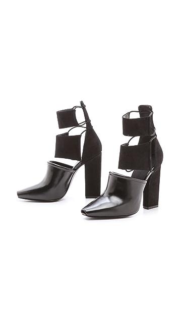 Alexander Wang Mackenzie High Heel Boots
