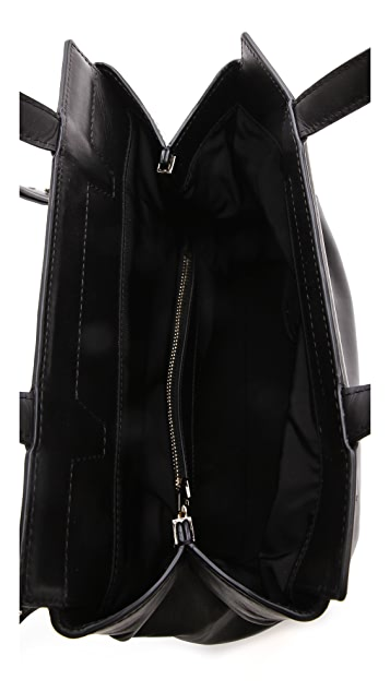 Alexander Wang Prisma Skeletal Lunch Bag