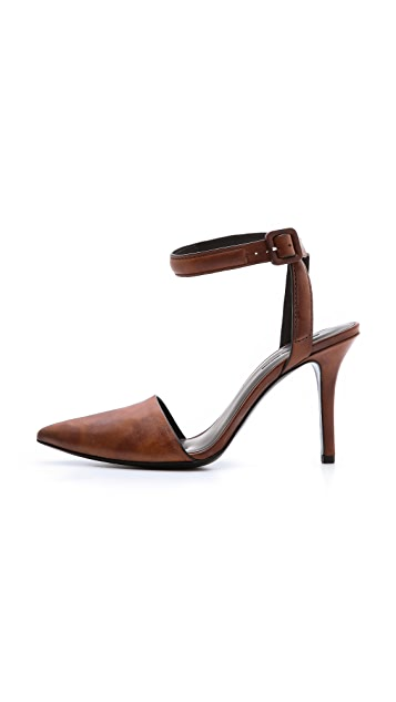 Alexander Wang Lovisa Point Toe Pumps
