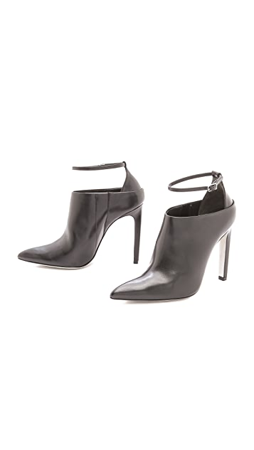 Alexander Wang Audrey Ankle Strap Booties