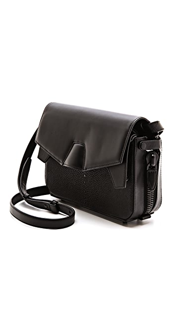 Alexander Wang Stingray Trifold Shoulder Bag