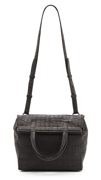 Alexander Wang Prisma Skeletal Lunch Bag